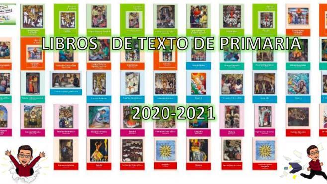 Consulta los libros de texto gratuitos de Primaria 2020-2021