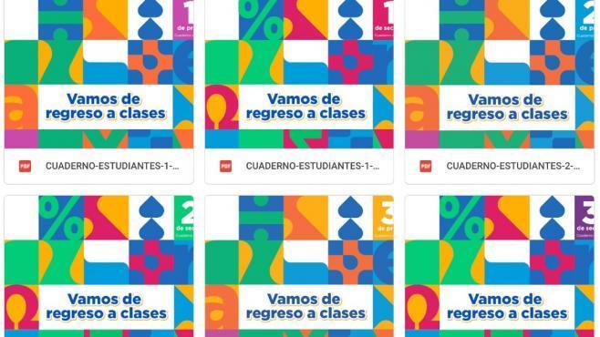Descarga los cuadernillos Vamos Regreso a Clases para alumnos y docentes5