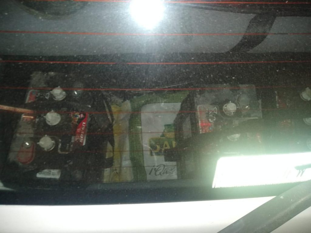 Detienen a presunto delincuente dedicado al robo de autopartes en Toluca