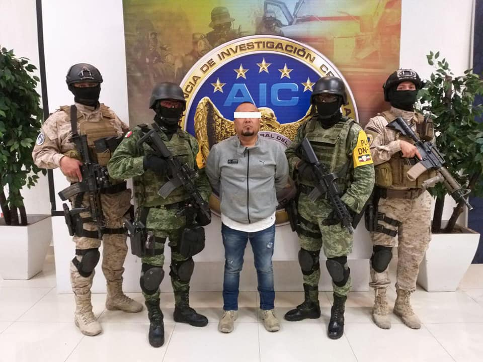 Es detenido El Marro líder del Cártel de Santa Rosa de Lima FOTOGALERÍA
