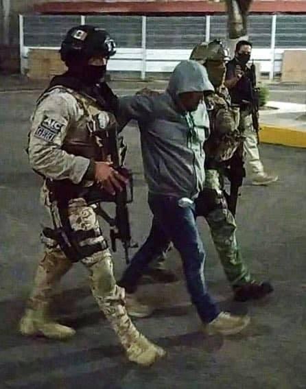 Es detenido El Marro líder del Cártel de Santa Rosa de Lima FOTOGALERÍA1