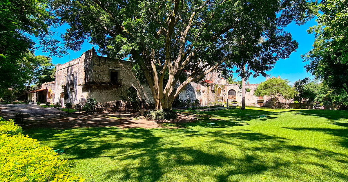Jardines Hacienda Vista Hermosa
