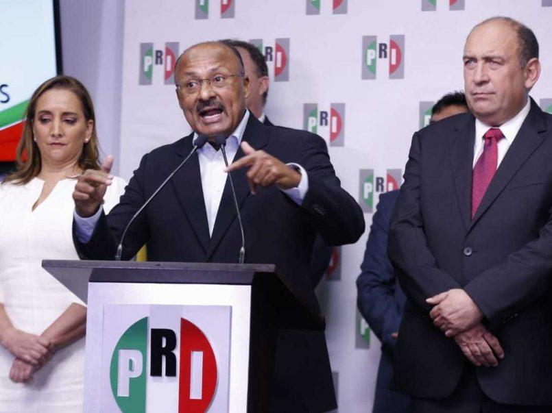 PRI solicitó 5 millones de vacunas contra el COVID-19
