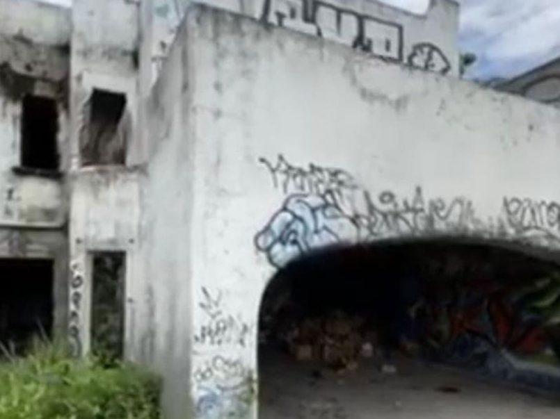 Realizarán fiesta masiva clandestina en Casa Embrujada de Cuernavaca