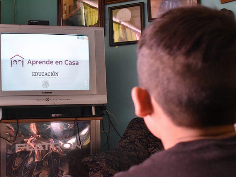 Si tienes TV de paga estos son los canales para ver Aprende en Casa ll