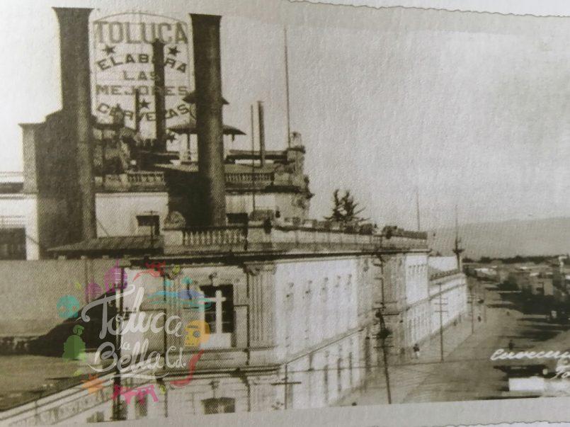 Toluca Ayer y Hoy    Compañía Cervecera Toluca y México y sus orígenes