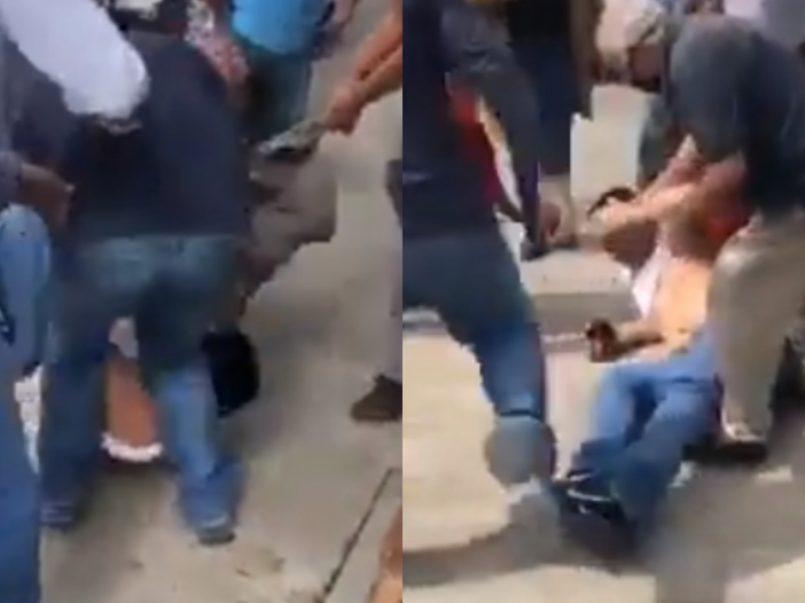 Los videos de justicieros se hacen cada vez más presentes. Esta es la historia de otro delincuente que fue golpeado en Coacalco.