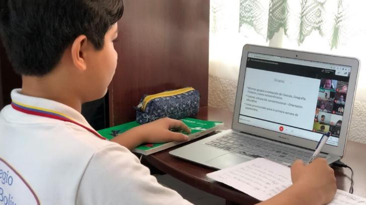 Maestra hace un llamado a la SEP para cancelar el ciclo escolar