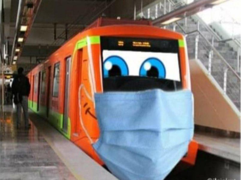 Metro lanza concurso de cubrebocas más creativos