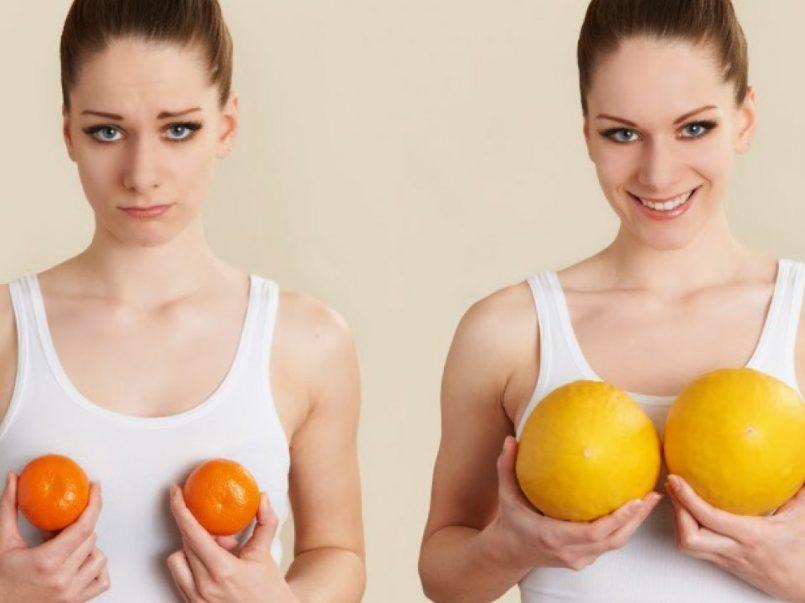 Aquí te presentamos diez alimentos que favorecen el crecimiento de los senos, entérate ahora y comienza a incluirlos en tu vida diaria.