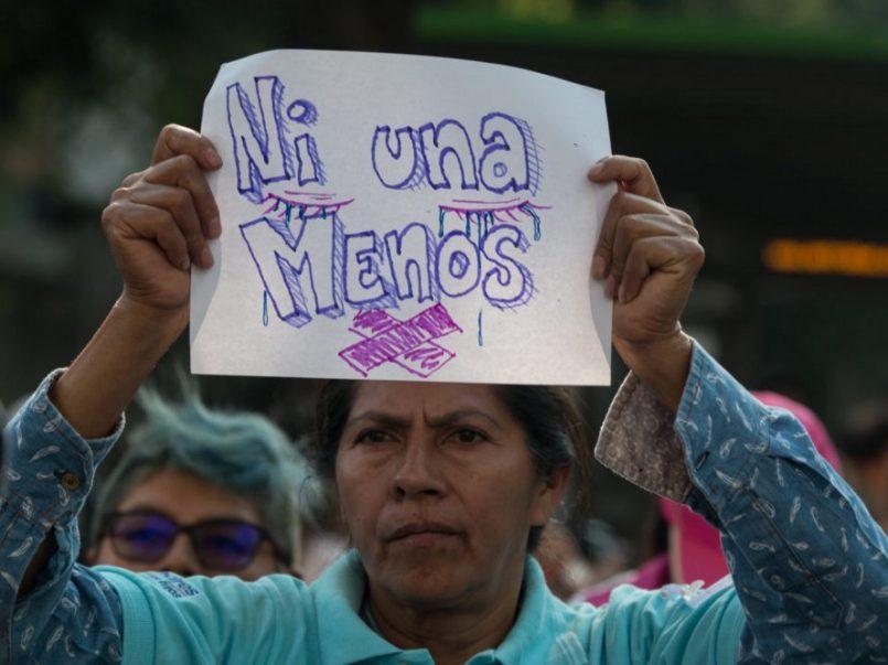 Delitos contra las mujeres aumentan con el desconfinamiento