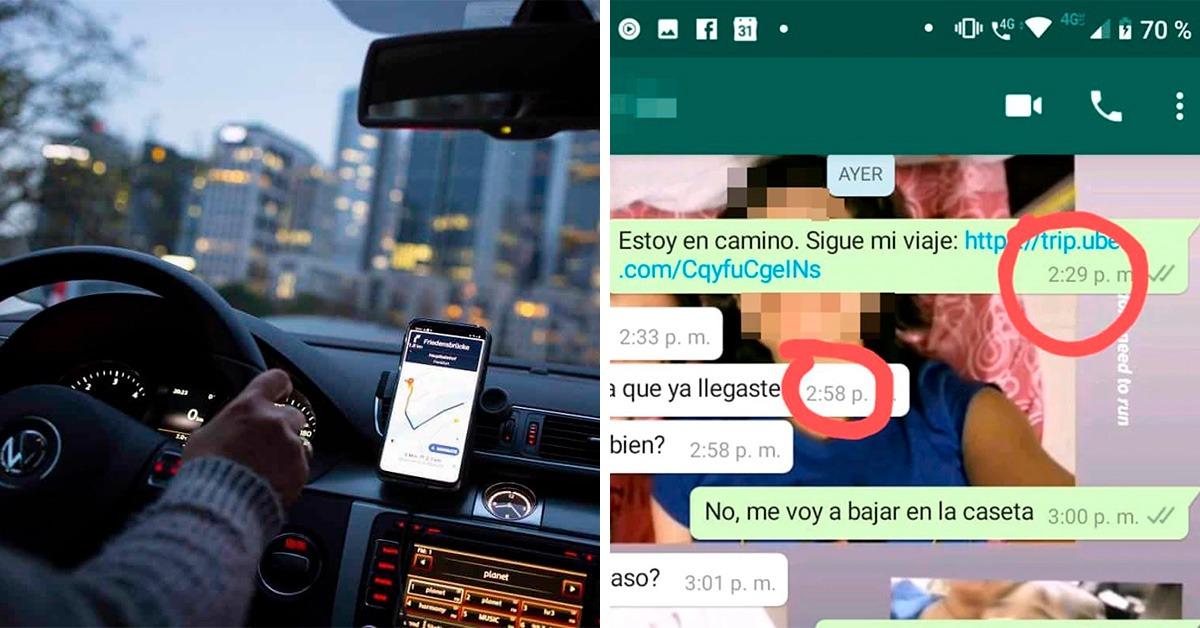 lucia-se-lanza-de-Uber-en-movimiento-para-salvar-su-vida