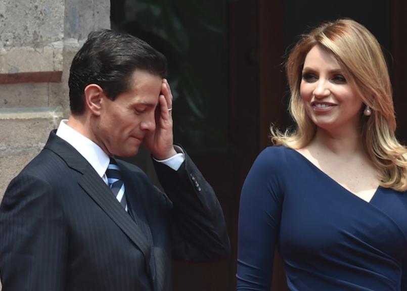 ¿Matrimonio entre Enrique Peña Nieto y Angélica Rivera fue un engaño? Este fue el pago millonario que recibió Angélica Rivera.