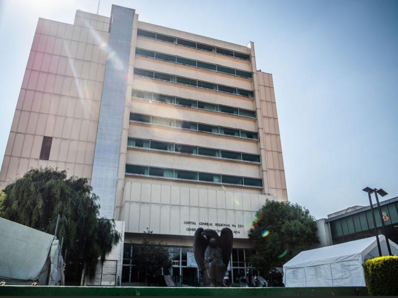 Clínica 220 IMSS Toluca resulta ganador de 20 millones en rifa de avión presidencial llevada a cabo el día 15 de septiembre.