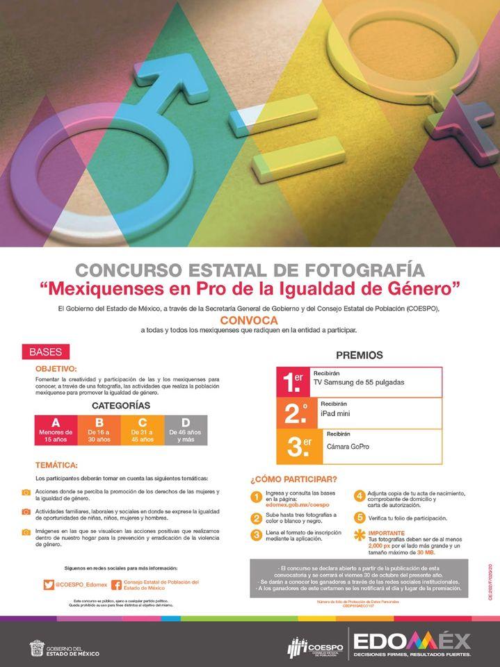 Concurso de fotografía en Toluca