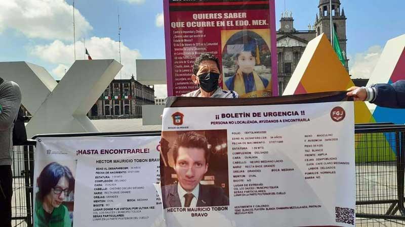 Encuentran sin vida a Héctor Tobón joven desaparecido en Metepec