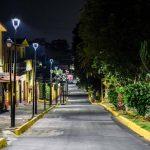 Este pueblo del Edomex quito todo su cableado eléctrico para mejorar su imagen urbana
