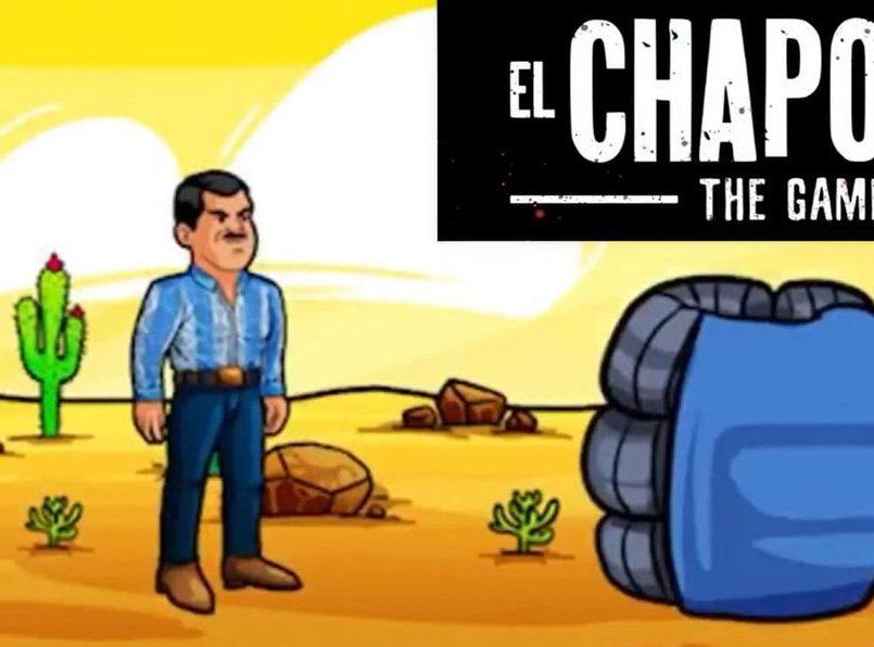 """Estudiantes crean videojuego del """"Chapo"""" Guzmán para pagar sus estudios"""