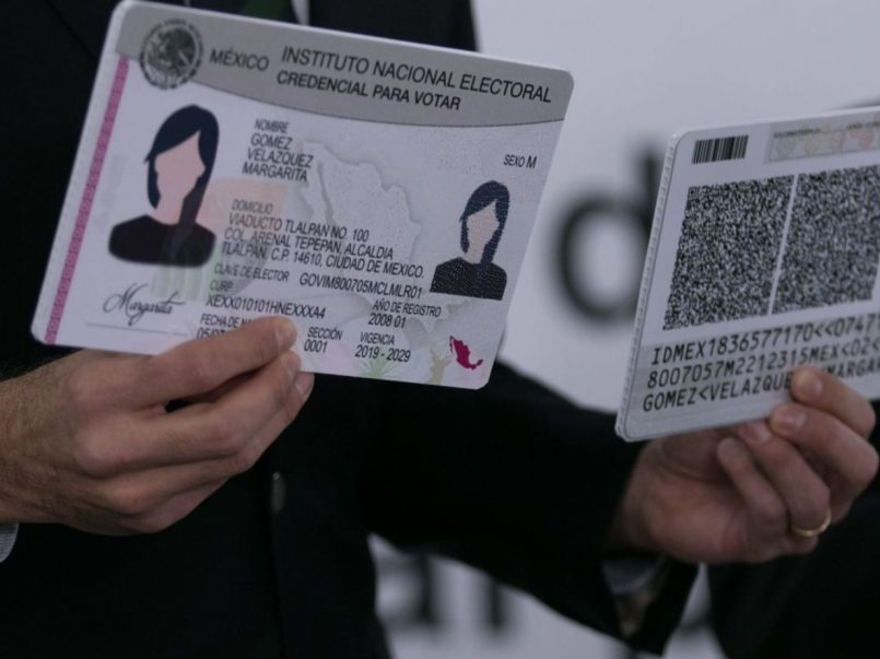INE amplía vigencia de credenciales no renovadas por Covid-19