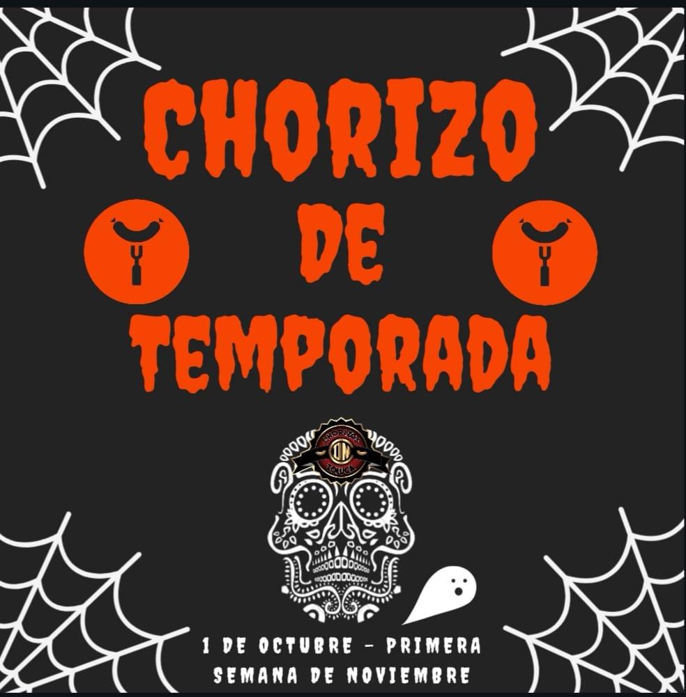 """Llega el chorizo de temporada creado en Toluca; el """"chorizombie"""""""
