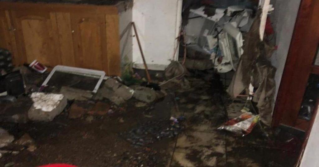 Mujer muere ahogada en su casa tras inundarse por lluvias en la CDMX