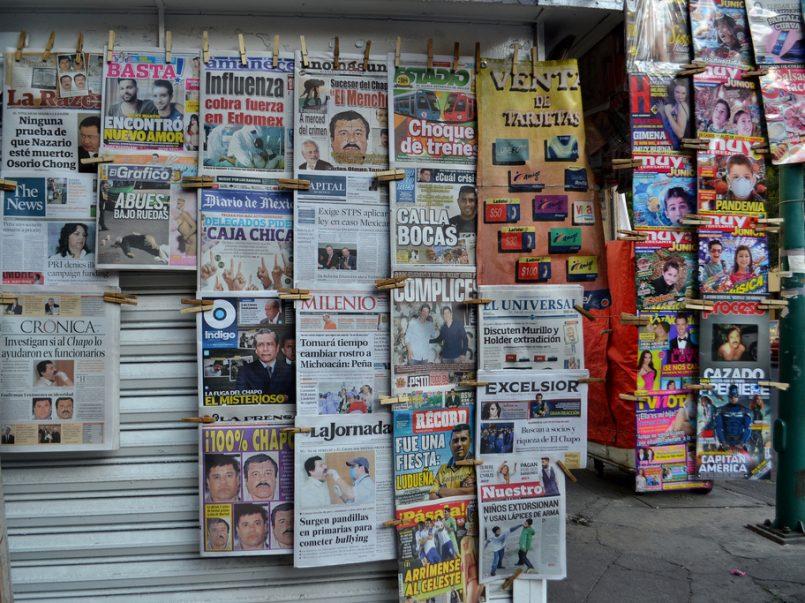 En una semana roban 9 puestos de periódicos en Toluca, dueños exigen seguridad