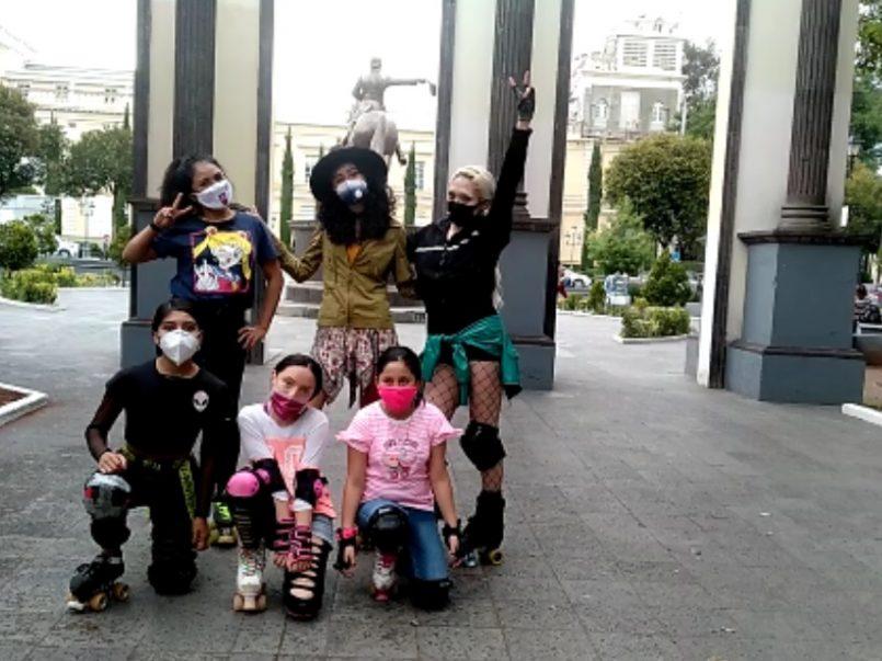 Roller Dance: Patines y baile en Toluca