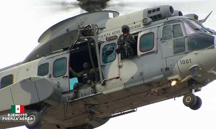 Videos y fotos del desfile militar 2020