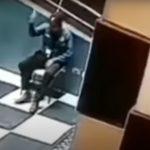 (Video) Guardia de seguridad habla con supuesto fantasma