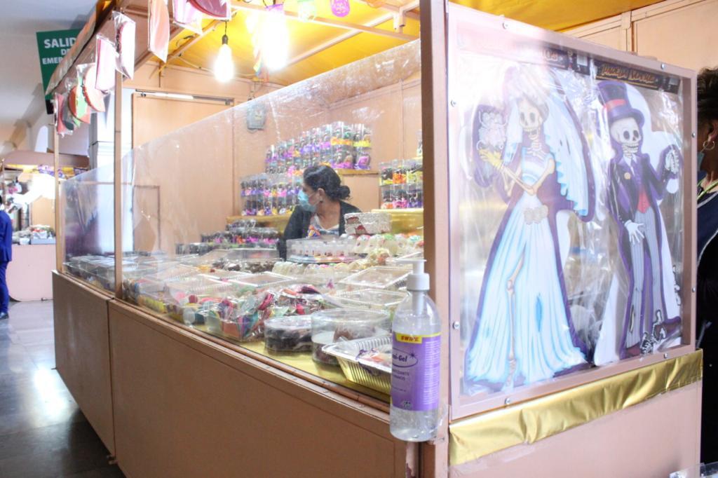 Feria del Alfeñique en Toluca, tradición con casi 400 años de antigüedad