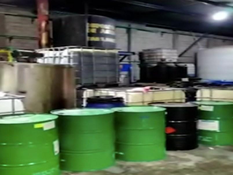 Narcolaboratorios son desmantelados en el EDOMEX y otros estados