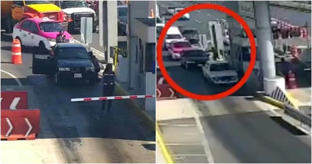 Policía pierde la vida tras recibir impacto de bala en el EDOMEX    VIDEO