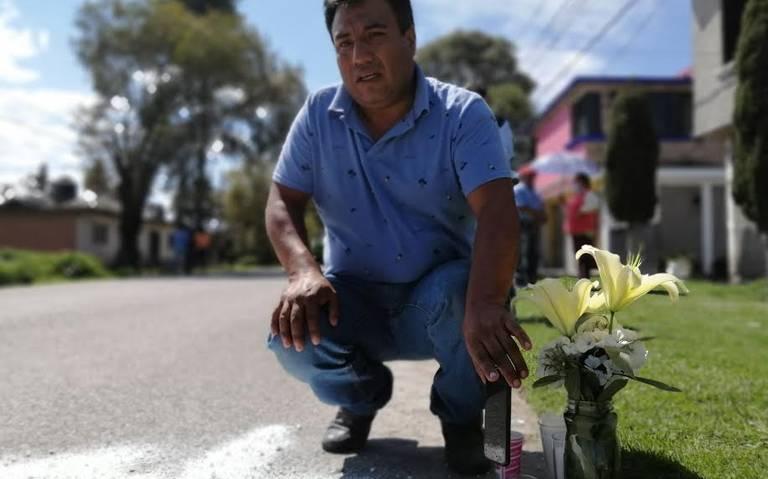 Responsable que atropelló a una niña en Toluca fue puesto en libertad