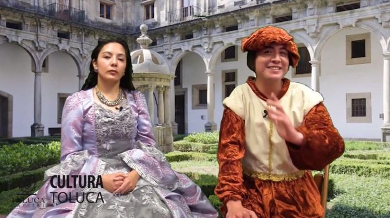 Toluca enseña historia de manera divertida