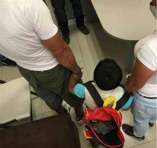 capturan-a-padres-que-utilizaban-a-su-hijo-para-transportar-marihuana-en-edomex