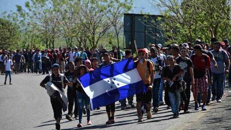 cndh-protegera-derechos-de-caravana-migrante-por-su-paso-en-mexico