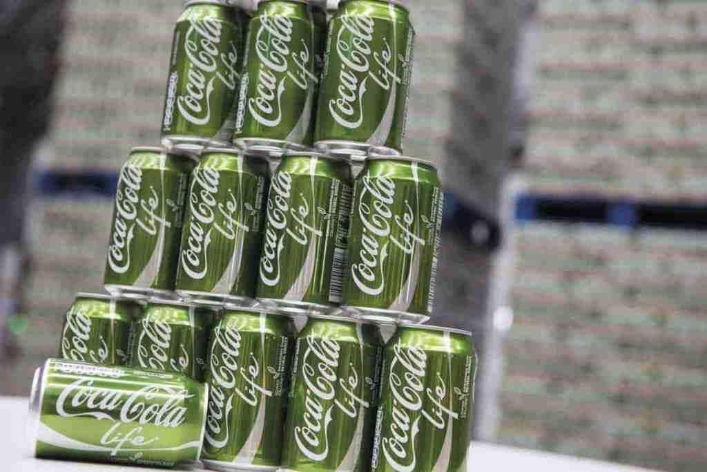 Coca-Cola dio a conocer la lista de sus bebidas que dejará de producir