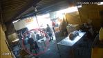 (Video) Harto de pagar cuota, empleado balea a extorsionador en Nuevo León