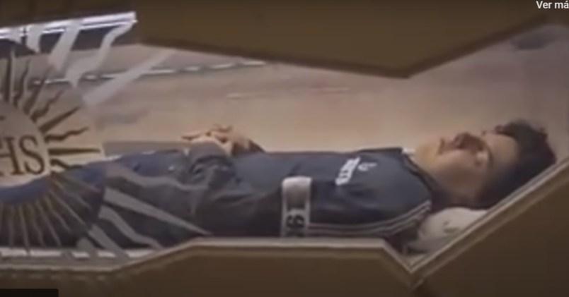 (Video) El cuerpo de un joven que murió hace 14 años luce intacto, a días de su beatificación
