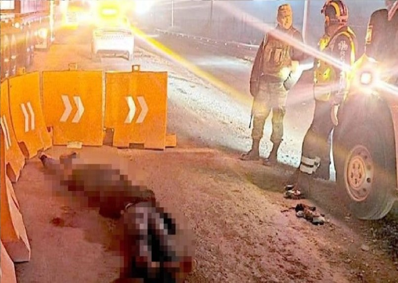 Pasajeros de un autobús mataron a dos asaltantes en la CDMX