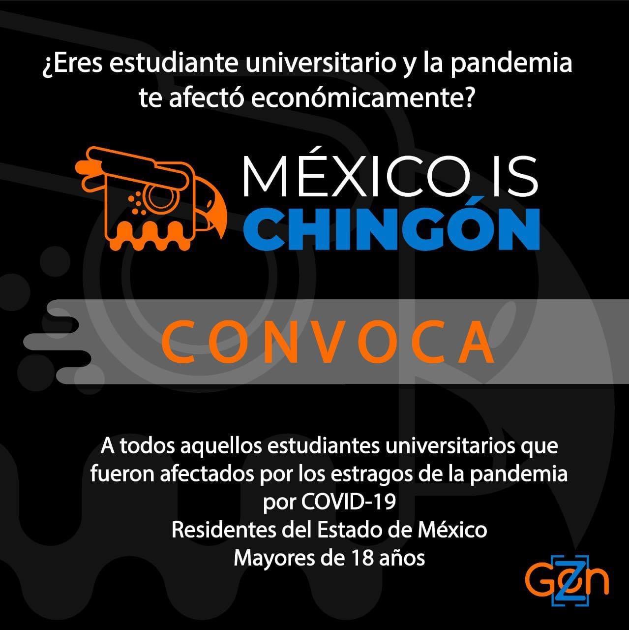 Apoyos económicos a universitarios del Valle de Toluca afectados por estragos del COVID-19