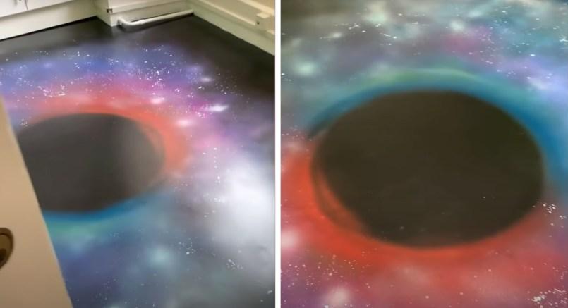 Cliente paga más de 60 mil pesos por un agujero negro en su cocina