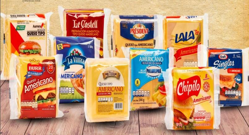 PROFECO dio a conocer los quesos amarillos que tienen más agua que leche