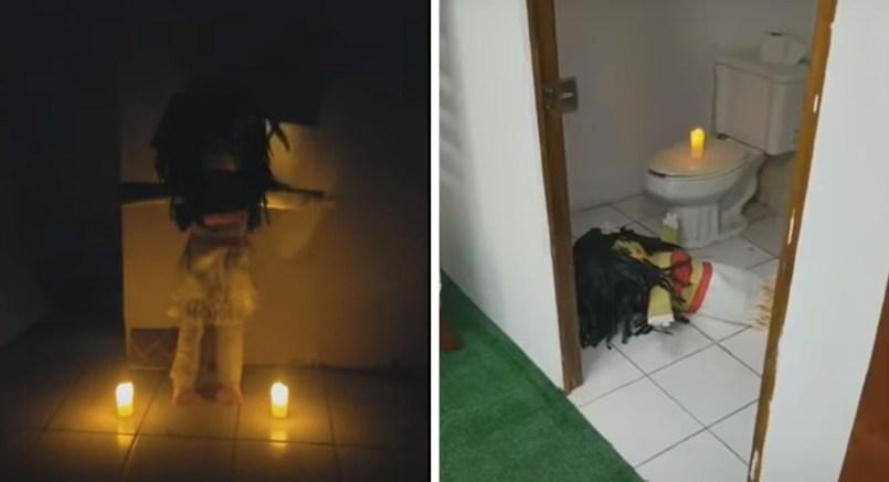 Piñata endemoniada y el misterioso caso de una dulcería embrujada || VIDEO
