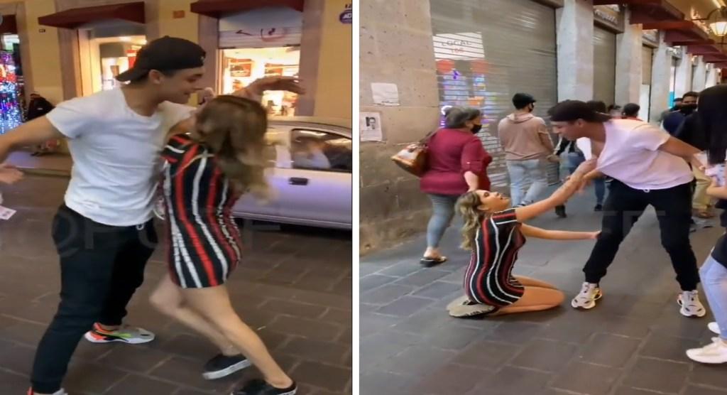 VIDEO VIRAL de una mujer que le ruega el regreso de su expareja