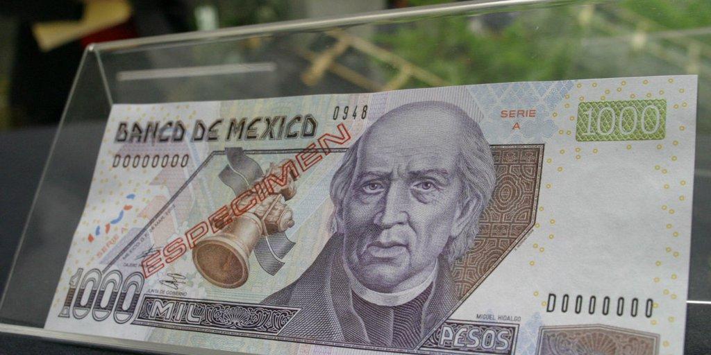 Conoce los billetes de mil pesos que pronto perderán su valor