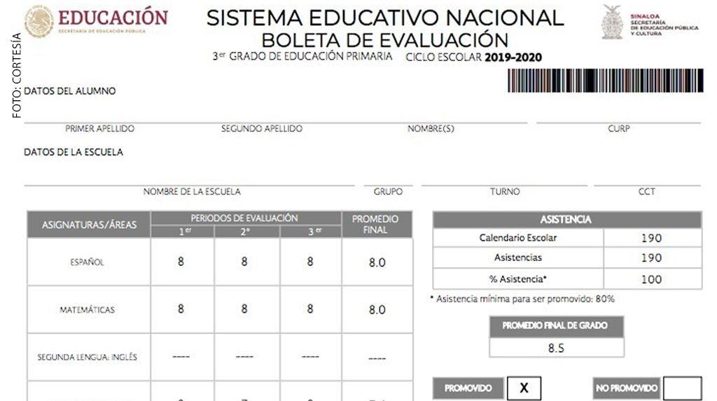 ¿Cuándo y en dónde se entregarán las boletas de calificaciones del ciclo escolar 2020-2021? Aquí te decimos
