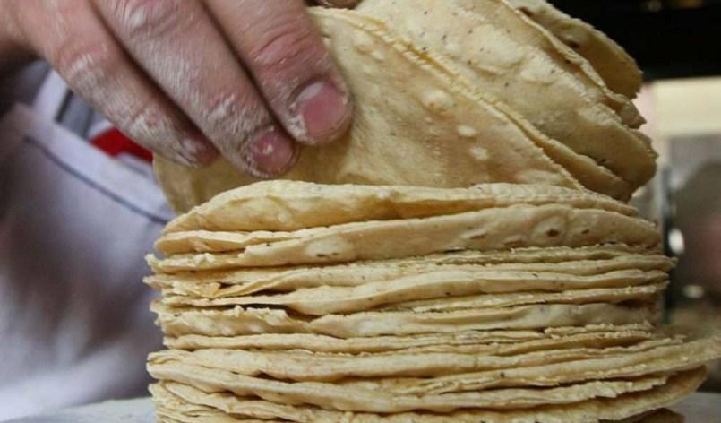 ¿Cuándo y dónde entra el aumento de precio de la tortilla del 2020?