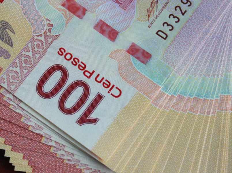 El 2020 podría terminar con nuevos billetes de 100 y mil pesos