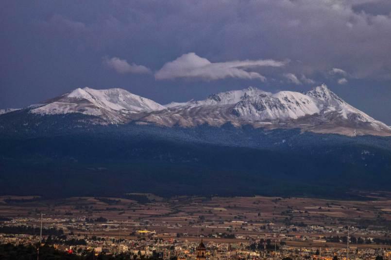 Habrá bajas temperaturas para Toluca en esta semana
